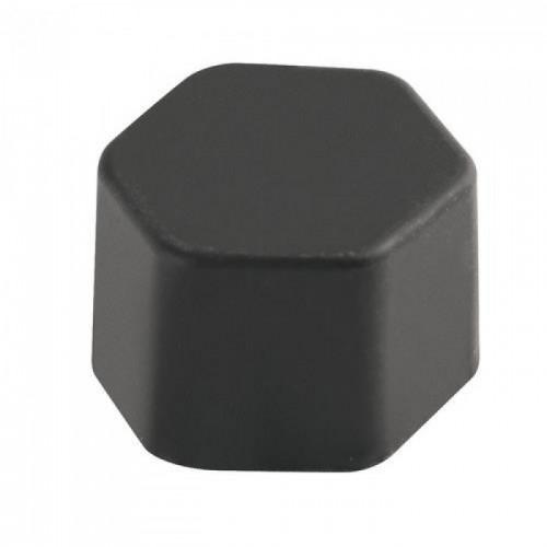Silikonové krytky skrutiek čierne 20ks 21mm