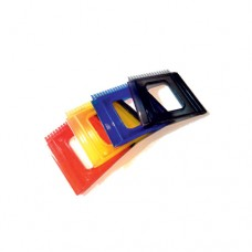 Škrabka námrazy štvoruholník PVC