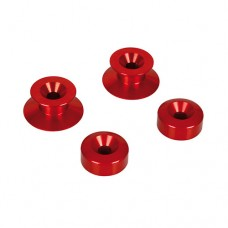 Chránič vidlice 6/8 mm červený